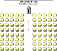 Assembly floor plan